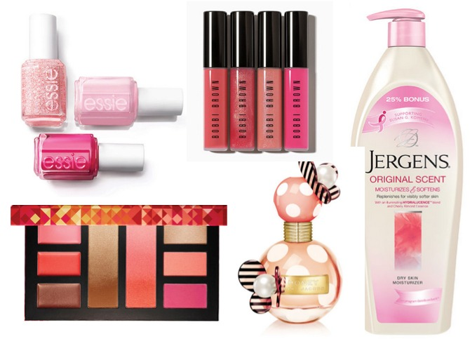 Awesome Beauty Products That Support Breast Cancer Awareness Month