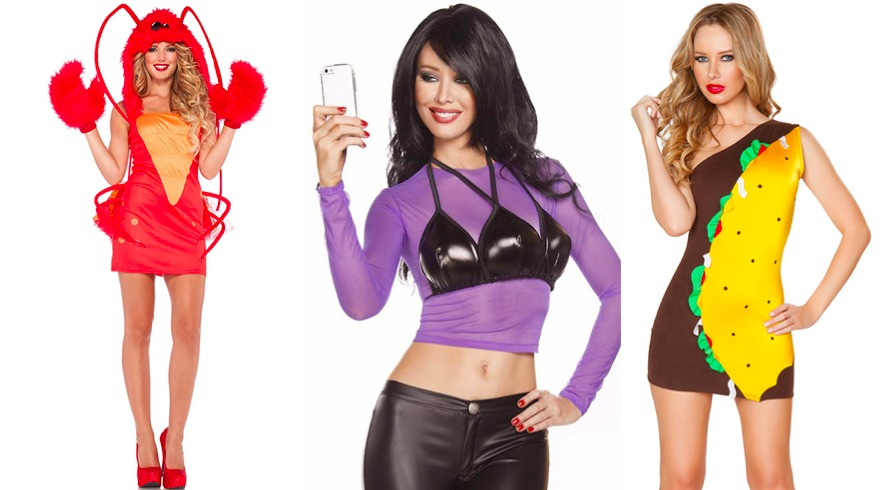 Most Popular Sexy Halloween Costumes 2014