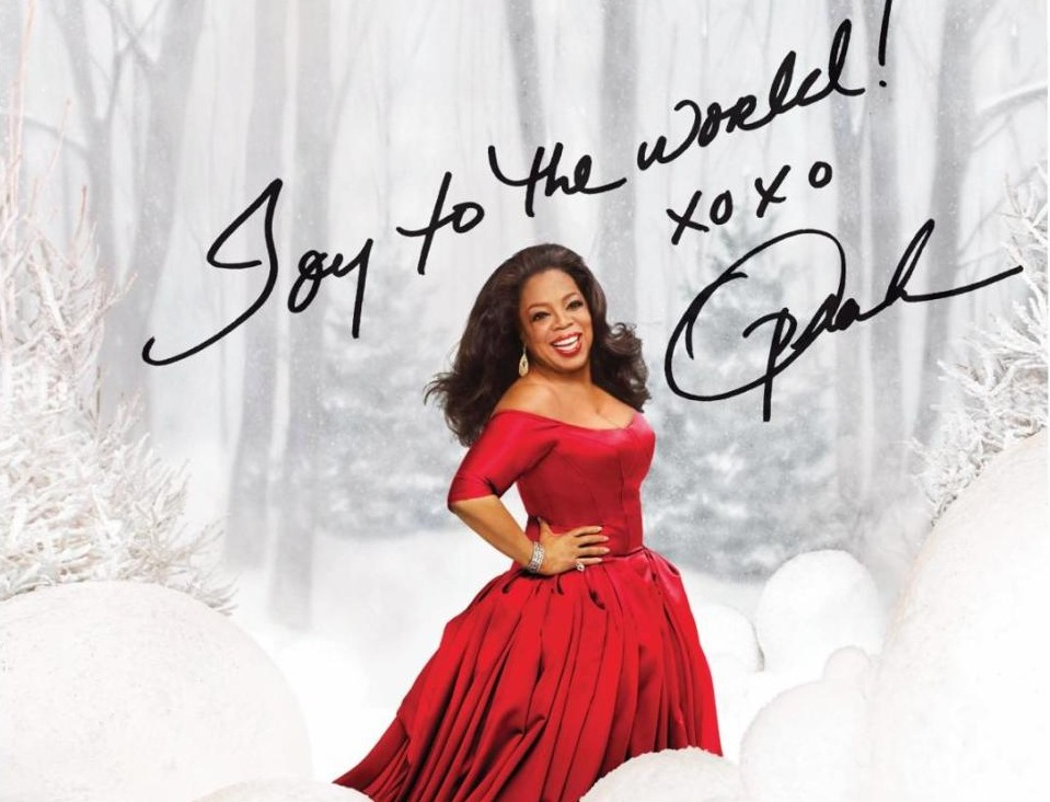 Holiday Shop Oprah's Favorite Things 2014