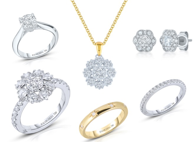 Marchesa Launches Sparkling New Bridal Jewelry Collection