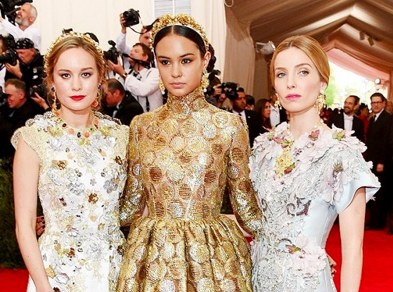 Best Dressed From the 2015 Met Gala