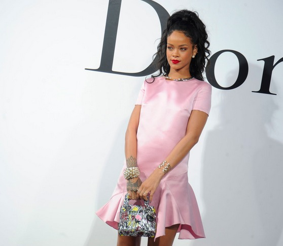 See Photos From Rihanna's Stunning New Dior Campaign