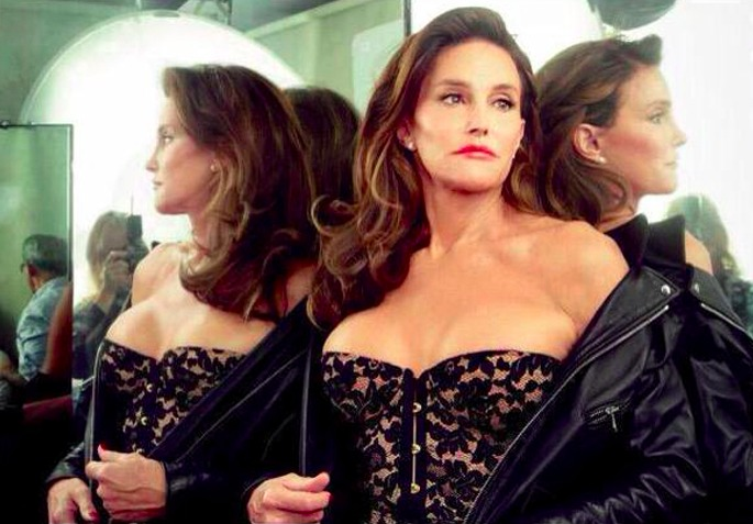 Behind the Scenes: Styling Caitlyn Jenner's Vanity Fair Cover