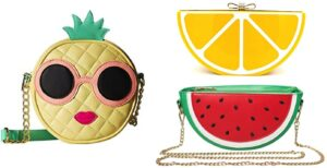 affordable-summer-handbags-lemon-clutch-watermelon-crossbody-pineapple-handbags-for-summer