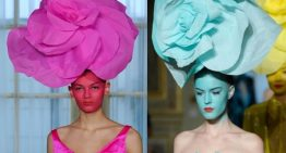 4 Fascinating Looks from the Paris Couture Shows 2012