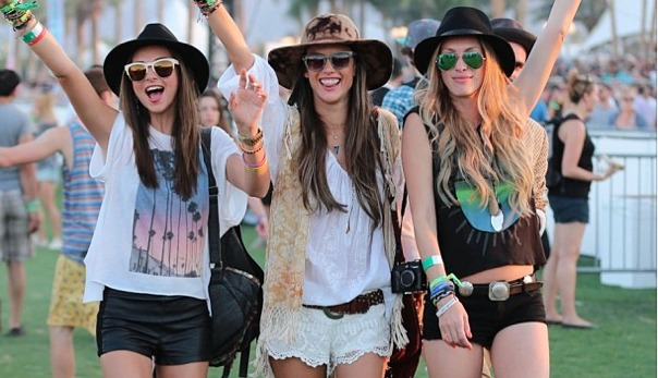 Music Festival Fashion Inspiration