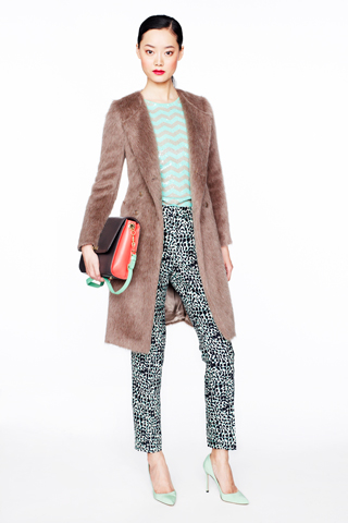 df17b109dea6 J. Crew showed us how to have sophisticated fun with their Fall 2012 RTW  collection. Full of bright colors, polka dots, snakeskin skirts, ...