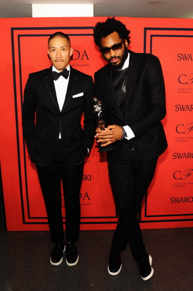 2013 CFDA Fashion Awards - Winners Walk