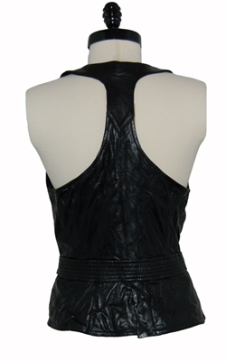 Obsessions: Mike & Chris leather vest