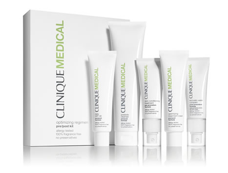 Clinique fans rejoice