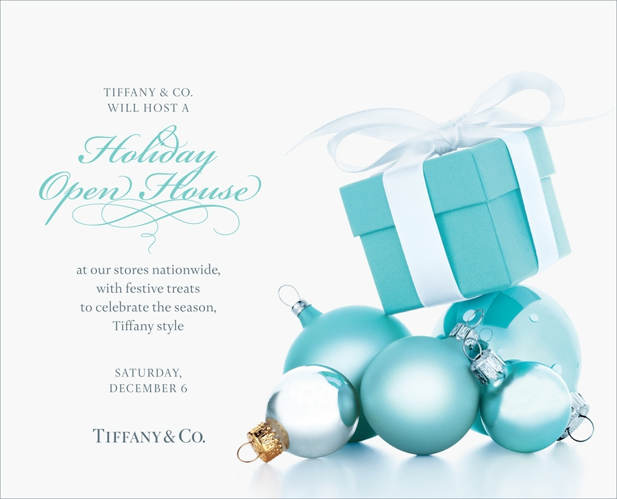 Tiffany amp Co Open House Holiday Gift Ideas Style Files