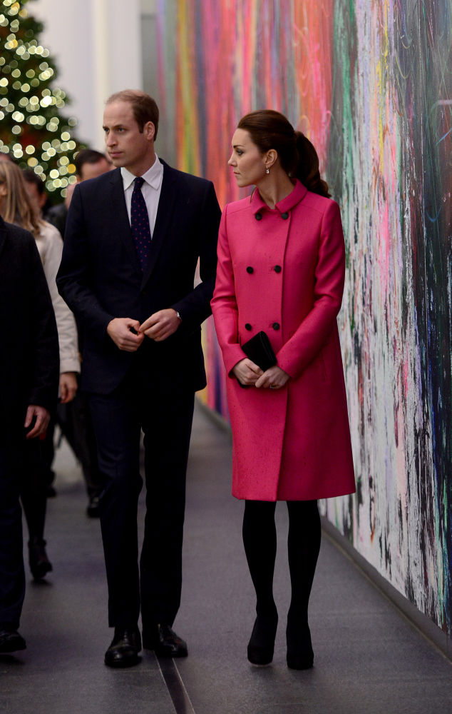 All of Kate Middleton's Outfits From Her New York Visit