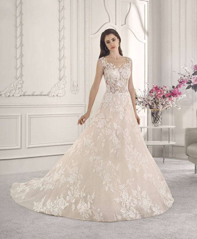 bee4cfbf28d Fall in Love With Wedding Dresses from Demetrios - Style Files