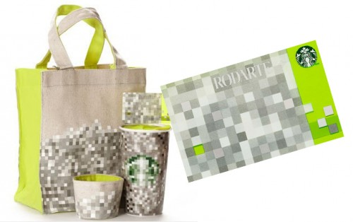 starbucks rodarte 2012 fashion collaboration
