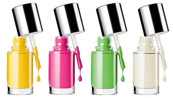 Clinique-Nail-Polish-Line