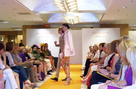 Ken Downing Presents Neiman Marcus Spring 2013 Trend Report
