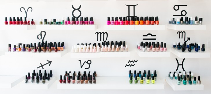 What S Your Polish Sign Nail Color According To Your Horoscope Style Files