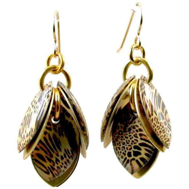 Diana Ferguson Jewelry Every Girl Needs A Jaguar Petal Earrings