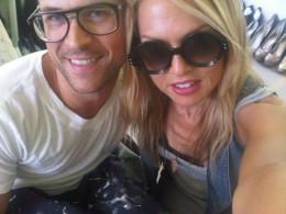 Rachel Zoe Pregnant & Brad Bids Goodbye