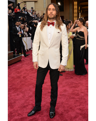 The 2014 Oscars Best-Dressed Men and Women - Style Files