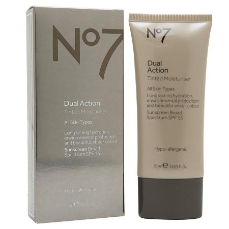 No7 Dual Action