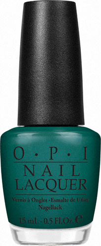 OPI Nail lacquer in Cuckcoo for this Color