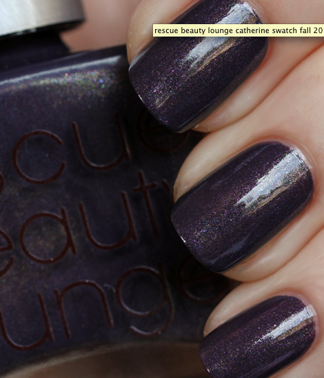 Rescue Beauty Polishes - Real Housewives of the Tudor Dynasty
