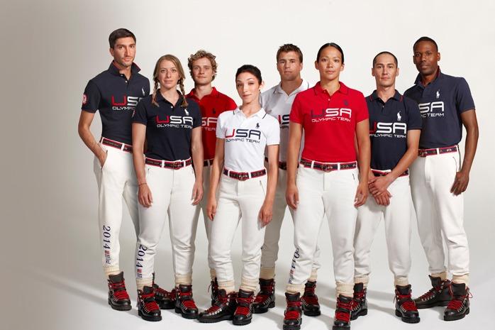 All American Ralph Lauren Releases Team USAs 2014 Winter