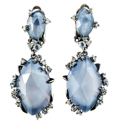 Mystic Marquis Drop Clip Earrings, $1,995
