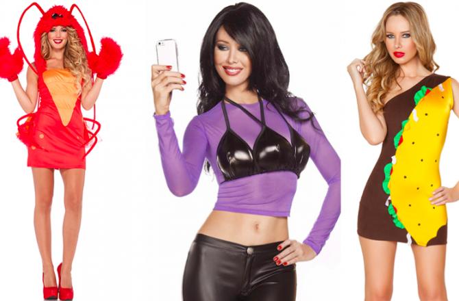 Most Popular Sexy Halloween Costumes 2014