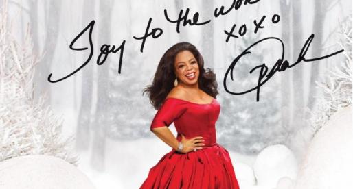 Holiday Shop Oprah's Favorite Things 2014