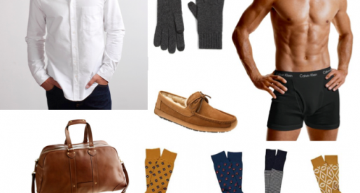 Holiday Gift Guide for the Fashionable Man