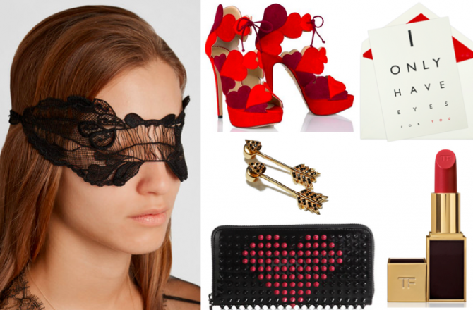 The Ultimate Valentine's Day Style Gift Guide