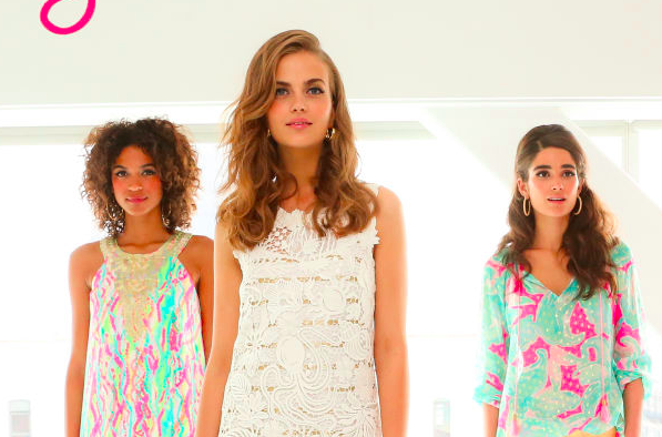 Lilly Pulitzer's First Resort Preview is Perfect for the Beach