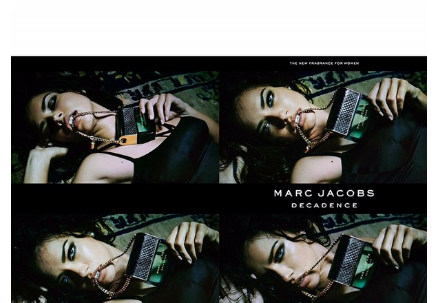 Adriana Lima Stars in Marc Jacobs' Sultry New Fragrance Ad
