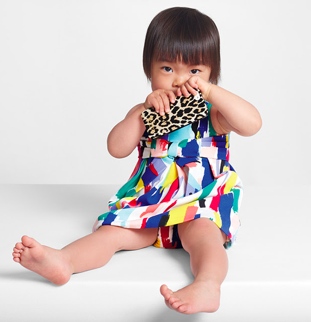 A look from Kate Spade Baby