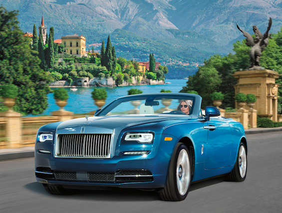 His-And-Hers Matching Rolls-Royces, Custom Champagne Headline the 2017 Neiman Marcus 'Christmas Book'