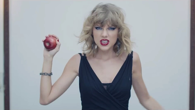 All of Taylor Swift's Outfits From Her New 'Blank Space' Video