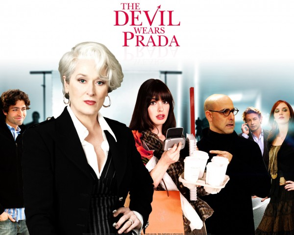 The Devil Wears Prada 2006 - Anne Hathaway Meryl Streep