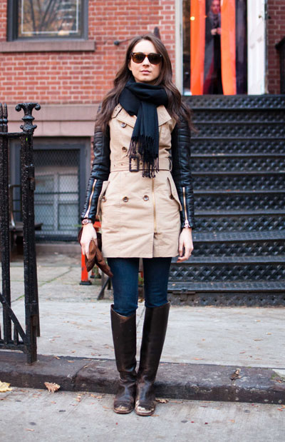 Fashion Street Blog on Fashion Obsession  Street Style   Style Files