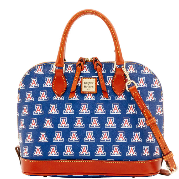 NCAA Arizona Triple Zip Crossbody, $128