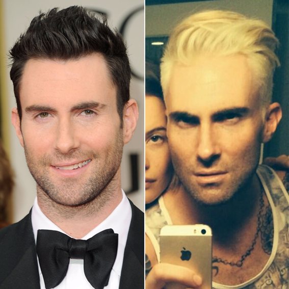 Shocking Celeb Hair Transformations Style Files