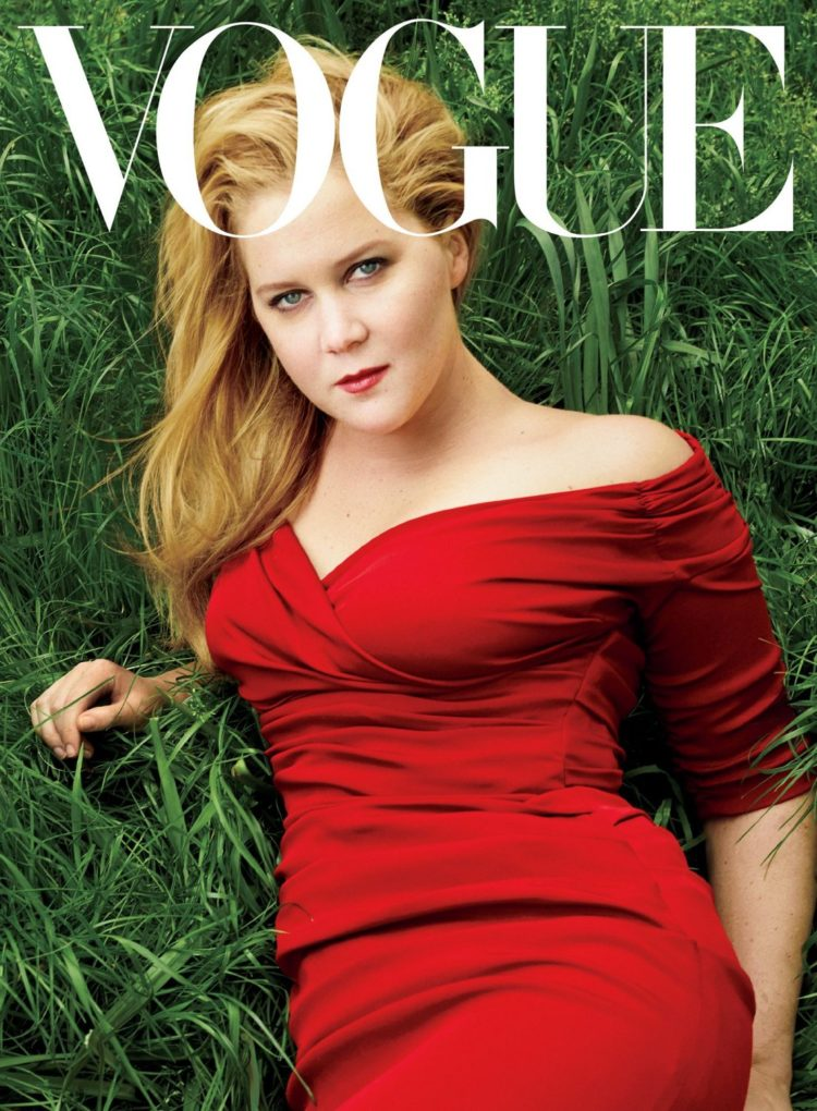 Amy Schumer's July Vogue cover