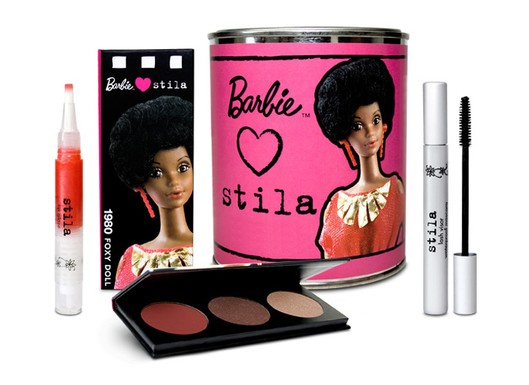 with Stila Cosmetics to launch a new makeup line for spring 2009.