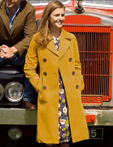 Boden's Corduroy Trench