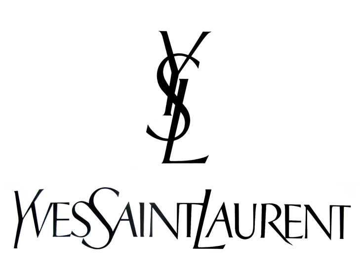 New YSL Yves Saint Laurent Card Holder Womens Ladies ID Holder ...