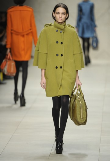London Fashion Week – Burberry Prorsum