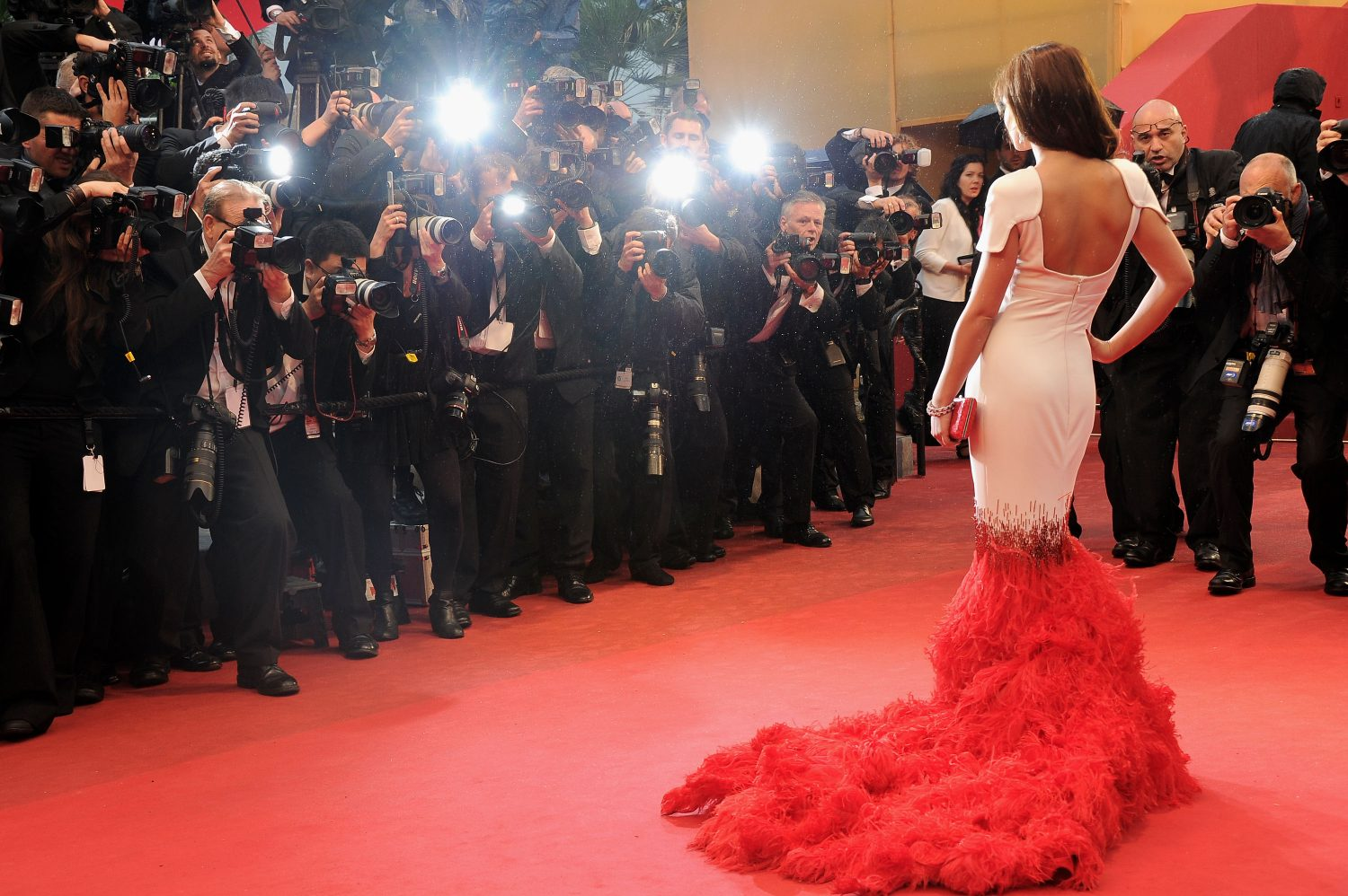 The Best Red Carpet Fashion from the First Day of the 2015 Cannes Film Festival