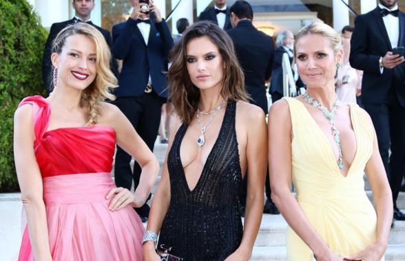 Most Glamorous Looks from the amfAR Gala