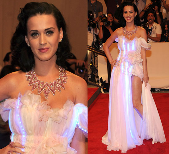 The Best Moments Of Katy Perry S Met Gala Hamburger Outfit: Met Costume Gala